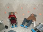Relaxující s důchodci